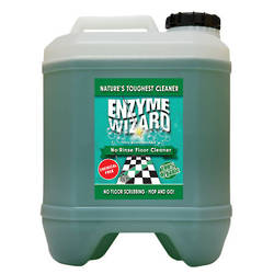 ENZYME 10L NO RINSE FLOOR CLEANER