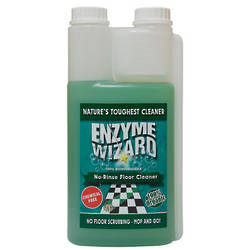 ENZYME 1L TWIN NO RINSE FLOOR CLEANER