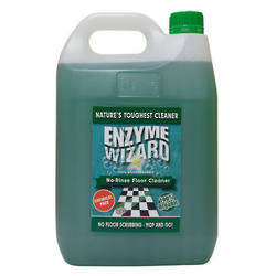 ENZYME 5L NO RINSE FLOOR CLEANER