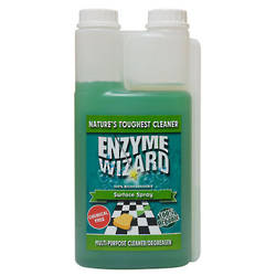 ENZYME 1L TWIN PK CLEANER/ DEGREASER SURFACE SPRAY