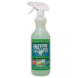 ENZYME 1L CLEANER/ DEGREASER SURFACE SPRAY