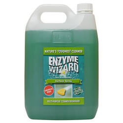 ENZYME 5L CLEANER/ DEGREASER SURFACE SPRAY