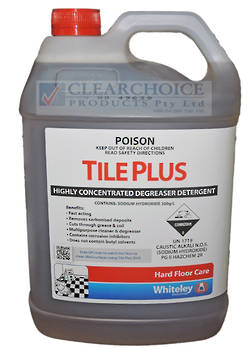 WHITELEYS TILE PLUS 5L