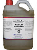 CT LEMON DISINFECTANT 5L