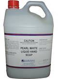 CT LIQUID HAND SOAP PEARL WHITE 5L